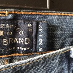 Lucky Brand 181 Relaxed Straight jeans!